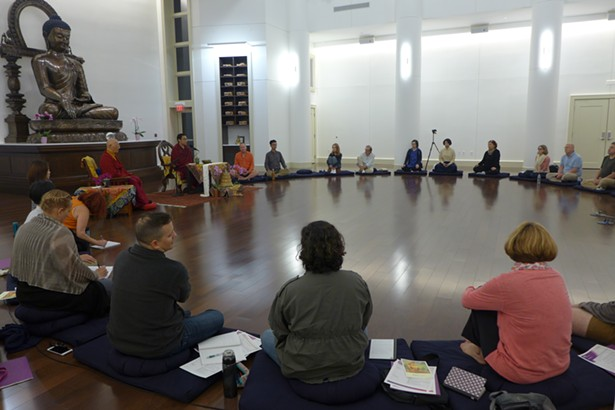 ALL IMAGES COURTESY DHARMAKAYA CENTER FOR WELLBEING