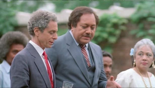 Allan Arbus and Manu Tupou in Chief Zabu.