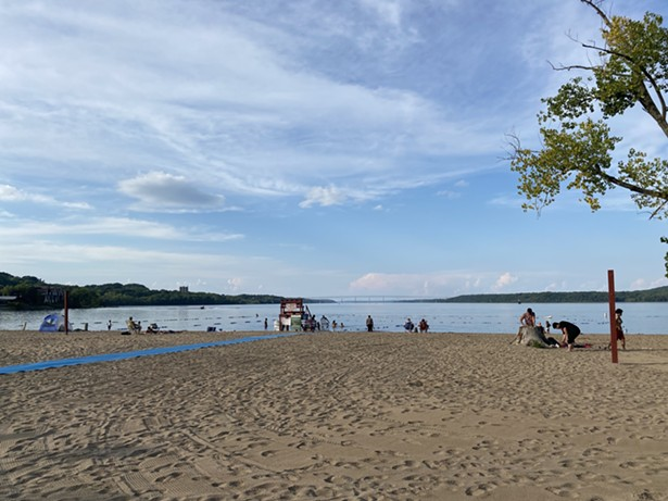 Kingston Point Beach - MARIE DOYON