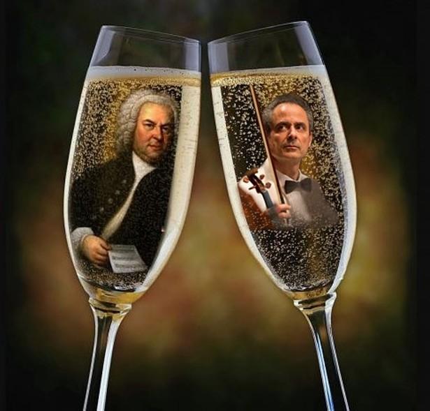 Johann Sebastian Bach and Berkshire Bach Ensemble Director Eugene Drucker