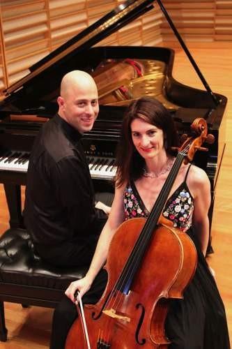 Ekstasis: Eliran Avni, Natasha Farny