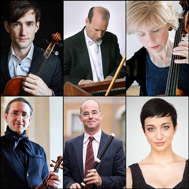 The Four Nations Ensemble