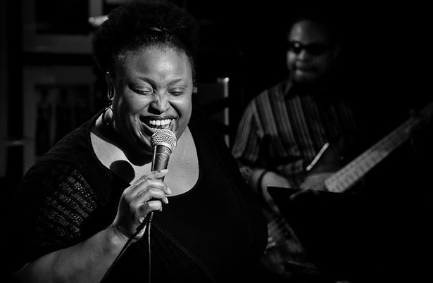 Vocalist, songwriter, and bandleader Rhonda Denét will present unique interpretations of classic songs from the 1930s to the 1990s in Sirens & Superstars on March 20 as part of Women's History Month Kingston - IMAGE COURTESY OF THE KINGSTON LIBRARY