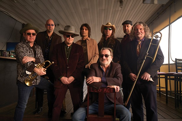Southside Johnny and the Asbury Jukes (June 19)
