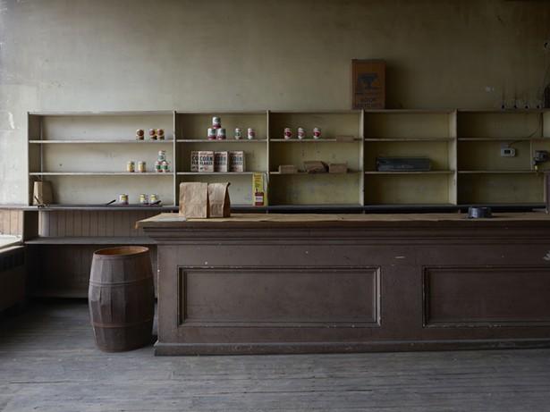 Reher Center Bakery Exhibit - ANDREW L. MOORE