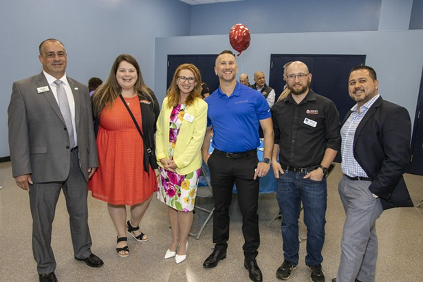 South Orange Family YMCA expansion reveal - PHOTO BY EC MEDIA GROUP LLC