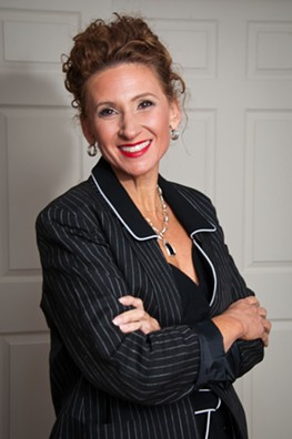 Heather Bell-Meyer, newly appointed President and CEO of Orange County Chamber of Commerce - PHOTO BY STEPHANIE MACKAY, KEEP IT CLASSY PHOTOGRAPHY