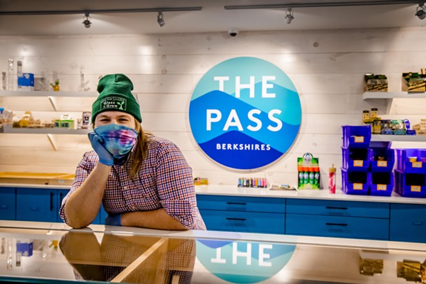 Brian Lizotte, Operations Manager at The Pass - PHOTO BY GOOD BITES & GLASS PINTS™