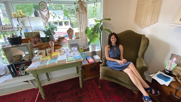 Everyday Magic owner Lizzie Rose Reiss.