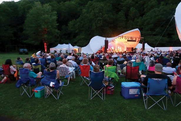 Phoenicia International of the Voice returns to its home in the Catskills August 27-29.