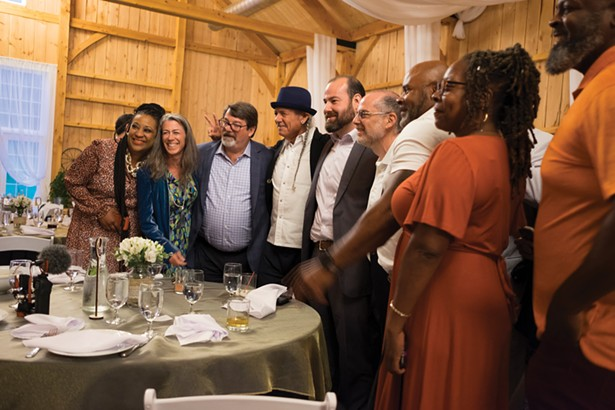 Actual and would-be insiders of the cannabis industry gathered in Saugerties on June 19th to connect with what the organizers consider first