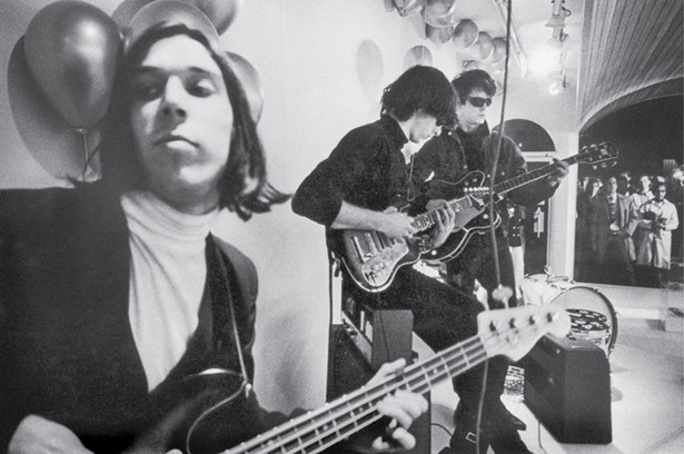 A still from The Velvet Underground, a documentrary directed by Todd Haynes, which will be screened at the Woodstock Film Festival.