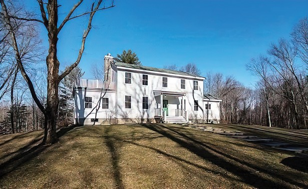 Farmhouse 33, a four-bedroom, three-and-a-half-bath in Rhinebeck, originally sold for $643K and resold for $950K.