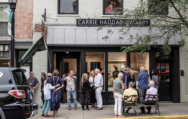 Carrie Haddad Gallery in Hudson
