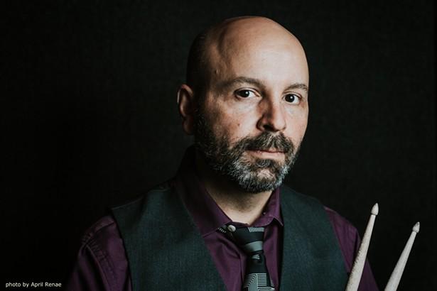 Rob Garcia - APRIL RENAE