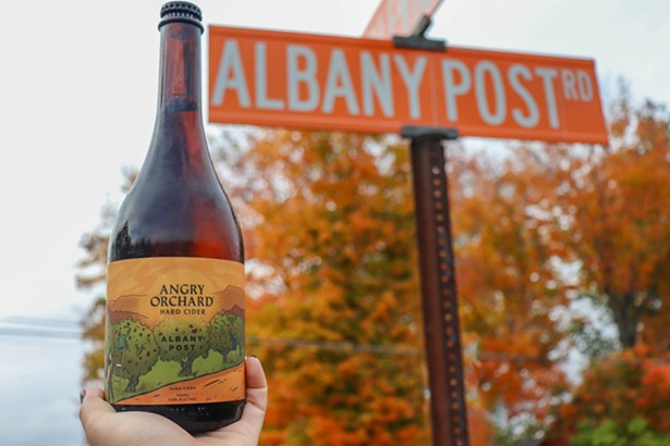 IMAGES COURTESY OF ANGRY ORCHARD