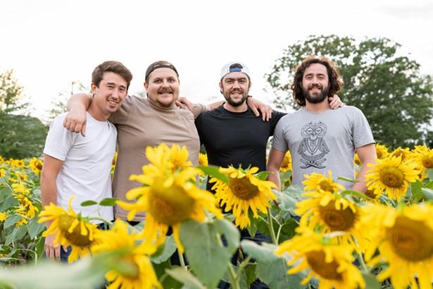 The Return Brewing team.