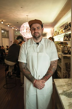 Chef Devon Gilroy - ROY GUMPEL