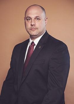 Lt. Paul Arteta of - RACHEL BRENNECKE