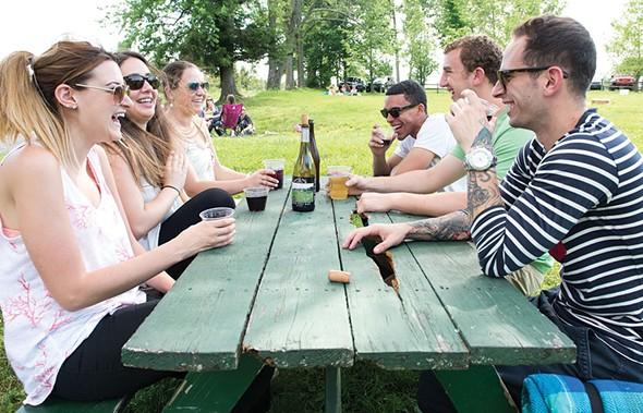 Warwick Valley Winery and Distillery - CHRISTINE ASHBURN