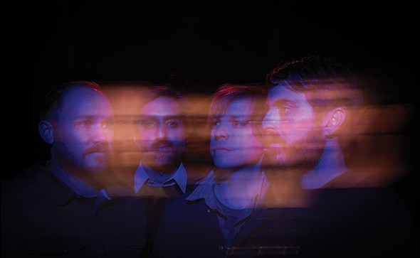 Explosions in the Sky headlines Basilica Soundscape September 16-18.