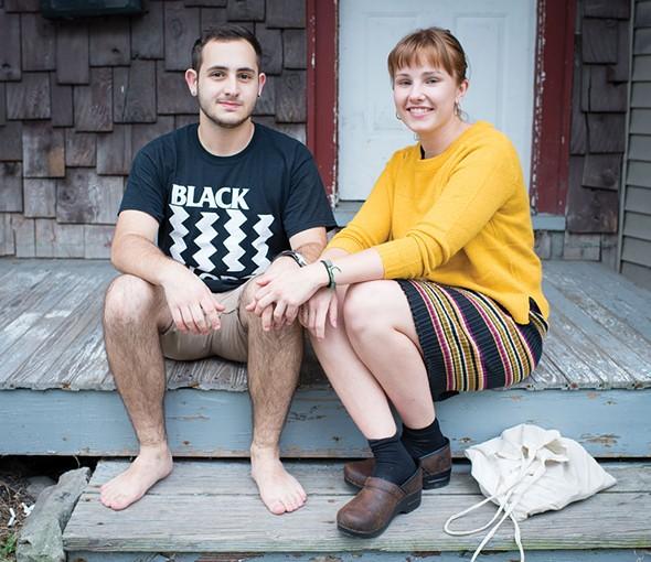 Alex Futtersak and Caryn Byllott - CHRISTINE ASHBURN