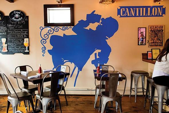 The Dutchess Biercafe is Fishkill's coziest gastropub - FRANCO VOGT