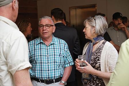 Mayor Randy Casale - JOHN GARAY