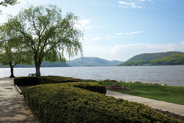 Peekskill's Hudson River frontage is one of the city's greatest assets. - PAMELA PASCO