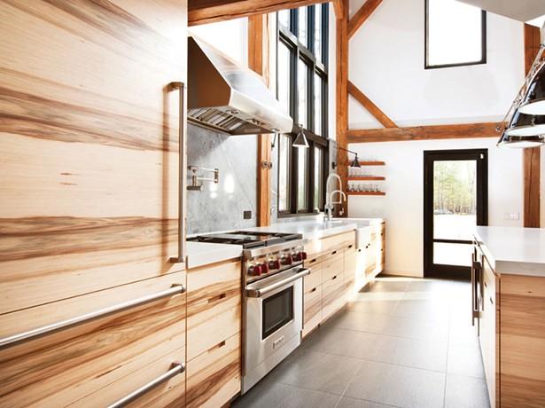 A custom kitchen installation in Catskill.