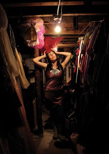 Shana Falana - FIONN REILLY