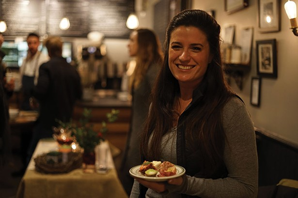 Piper Broderick, sales and marketing manager for Silo Ridge Field Club. - JOHN GARAY