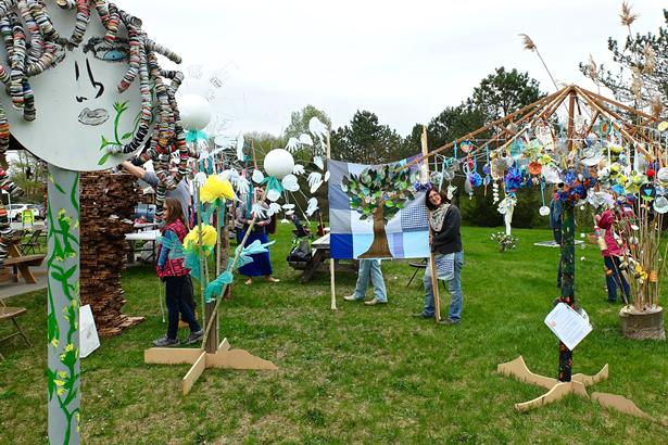 Earth Day Festival in Warwick