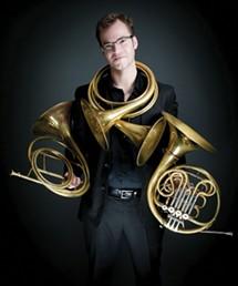 Todd Williams performs at Aston Magna July 12, 13 & 14.