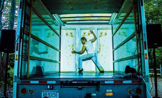 "Bridgman | Packer Dance will perform ""Truck"" at Lumberyard Contemporary Performing Arts July 13-14."