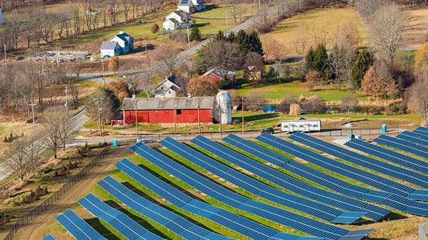 NRG Community Solar Farm: Minisink, NY