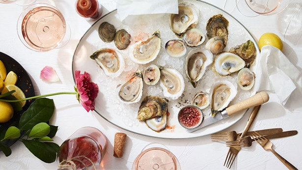 Oyster Party will be at Hutton Brickyards this weekend, July 21-22, for the debut Hutton Fair.