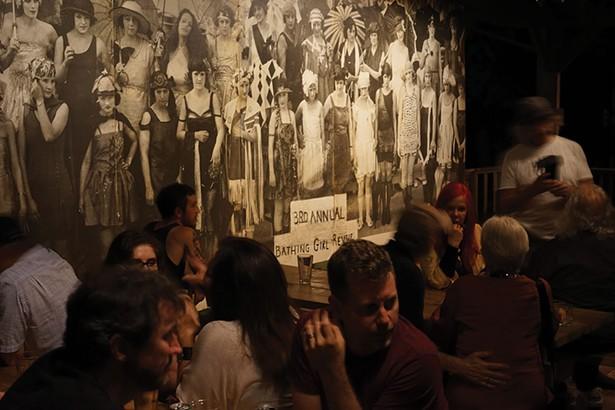 Station Bar & Curio in Woodstock. - JOHN GARAY