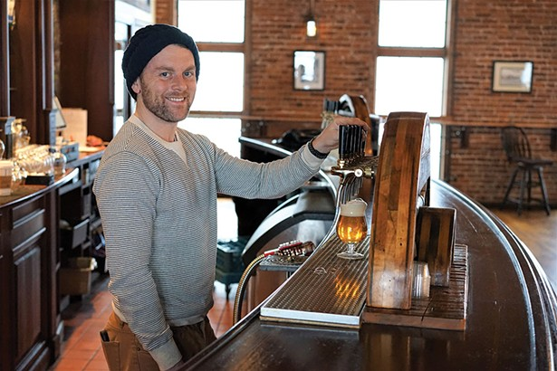 "Paul Halayko, President & COO of Newburgh Brewing Co. According to Halayko, ""Any discussion of the best beer-making region in the country has to include the Hudson Valley."""