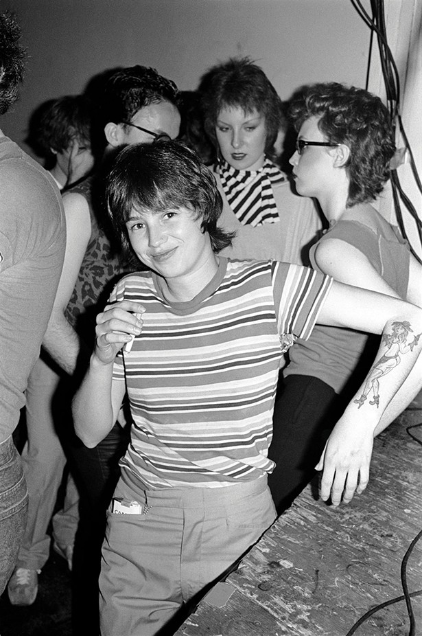 Damita Richter, 1979. - EBET ROBERTS
