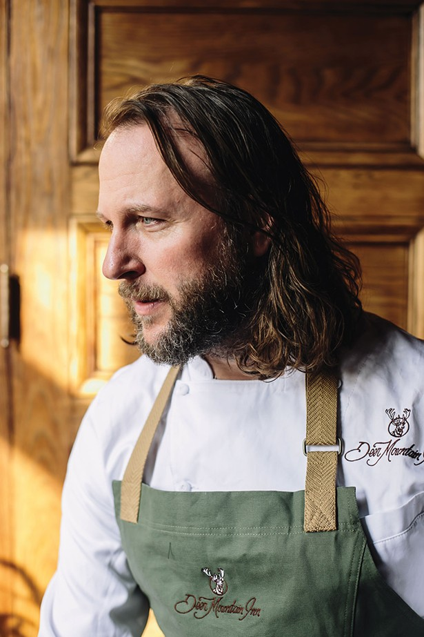 Chef Ryan Tate