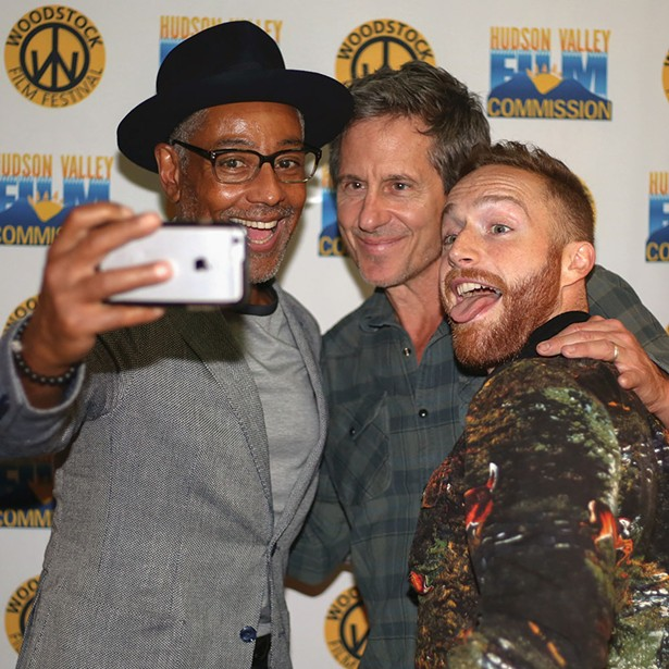 Giancarlo Esposito, Michael Berry, Tim Young