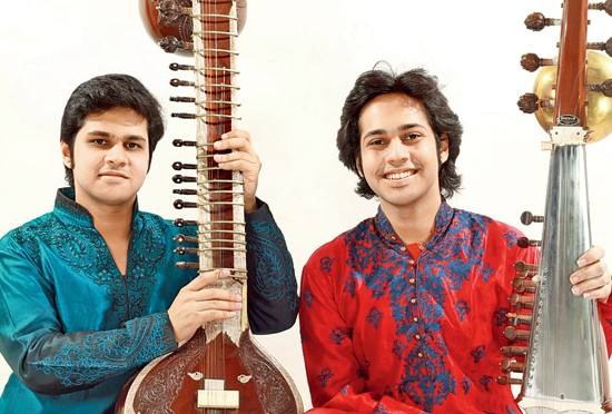 The Mohan Brothers: Lakshay and Aayush