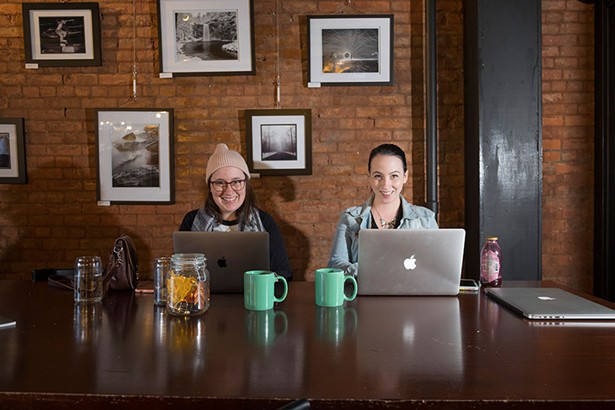 With coffee, beer, and food Underground is the perfect place to go with your laptop and pound out a couple hours of work.