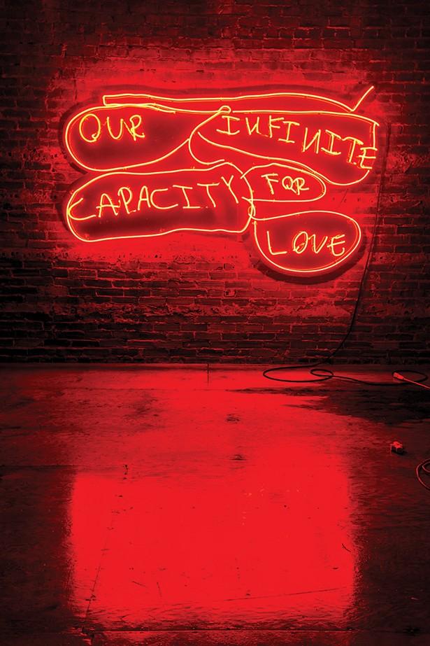 Our Infinite Capacity for Love, Erika DeVries - MONICA SIMOES
