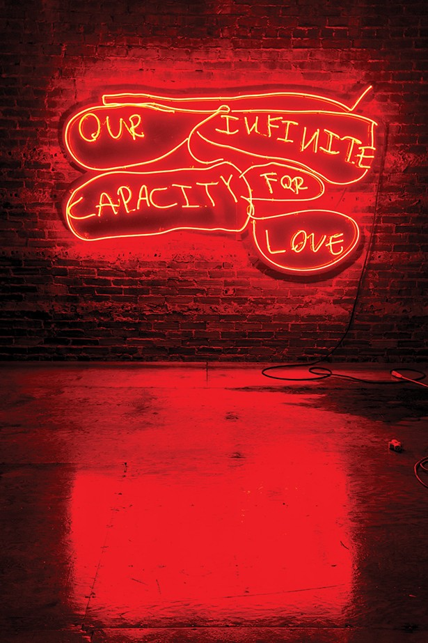 Our Infinite Capacity for Love, Erika DeVries - MONICA SIMOES