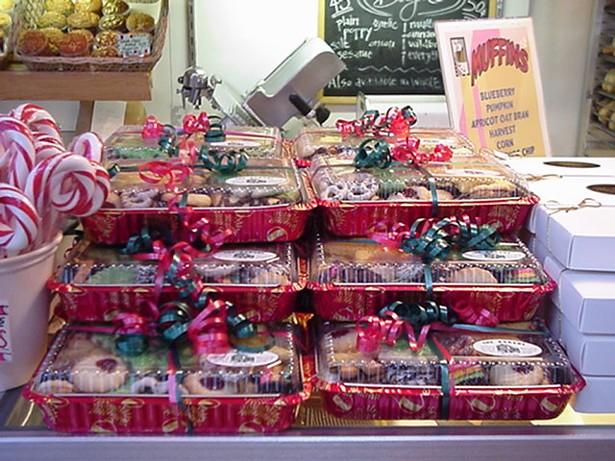 Christmas Cookie Platters