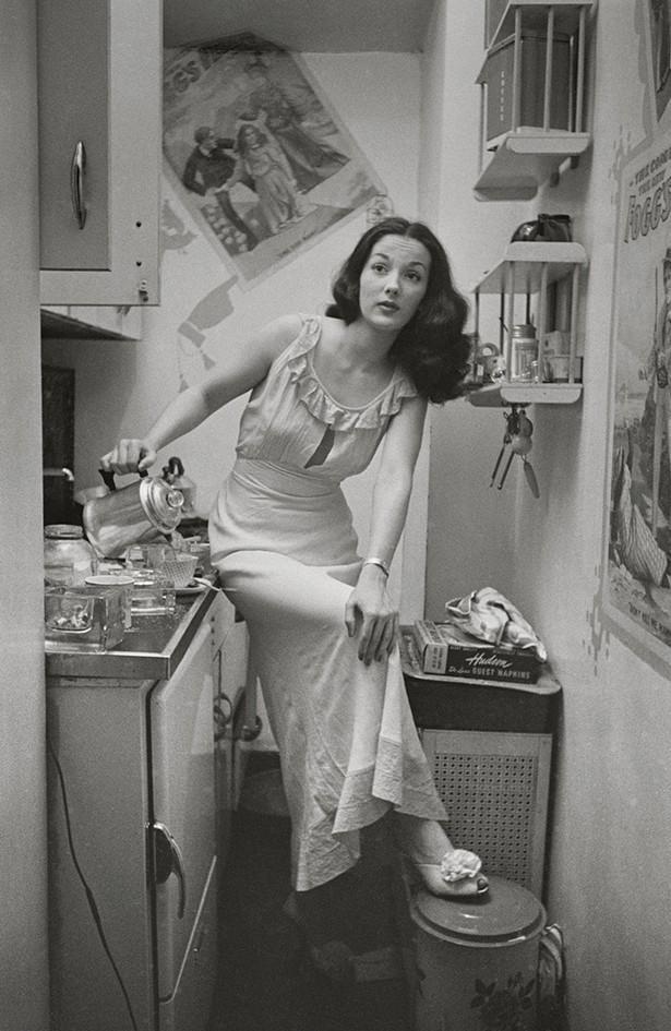 """Rosemary Williams—Showgirl,"" 1948"