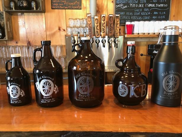 Old Klaverack Brewery - COURTESY OF OLD KLAVERACK BREWERY