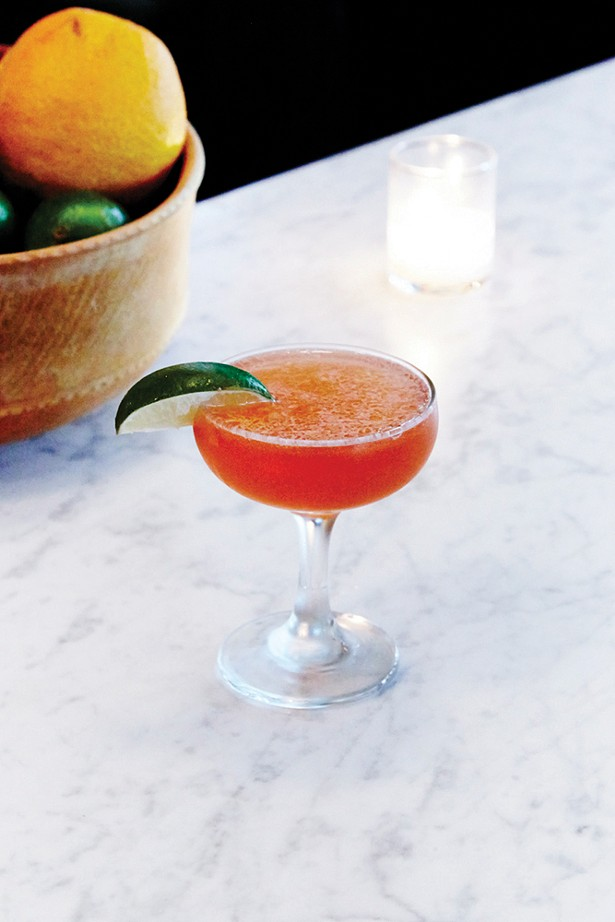 The present-day margarita is descended from a tart 19th-century cocktail called the daisy— - a blend of spirits, citrus, and orange liqueur - PHOTO BY MIKAEL KENNEDY